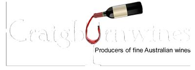 Craigburn Wines Australia Logo